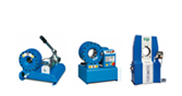 Hose crimpers Manual, Pneumatic-Eelectric